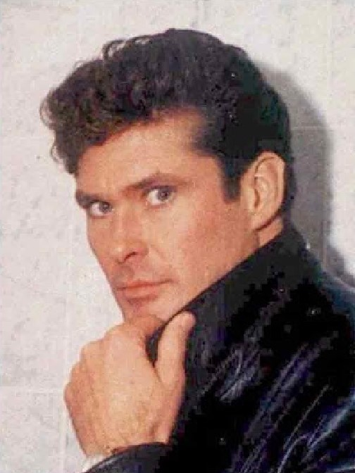 Mysterious Hasselhoff is mysterious